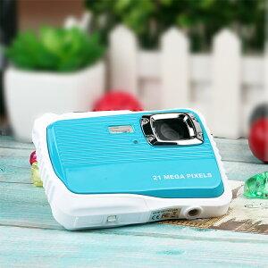防水デジタルカメラ子供キッズ子供用カメラ耐衝撃軽量