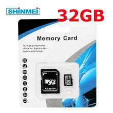 SHINMEImicroSDカード32GBClass10
