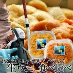 生うに塩水漬け100g×2個北海道産キタムラサキウニ贅沢生ウニ