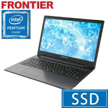 フロンティア ノートパソコン [15.6型HD Windows10 Pentium 4415U 8GB メモリ 250GB SSD 無線LAN] FRNLK700ML/E3 FRONTIER【新品】S【FR】