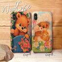 iPhoneX ケース iPhone8 ウッドケース iPh...