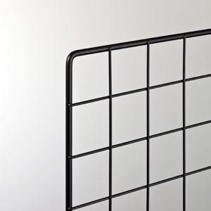 ワイヤーネット900×900mm 黒