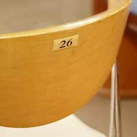 テーブルナンバーサイン20×40mm