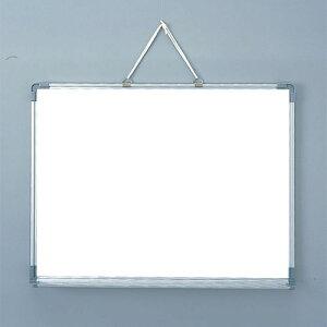 ホワイトボード壁掛け600×450トレイありマグネット対応で子供も使いやすい軽量タイプのマグネットボード、お絵かきボード