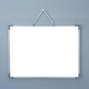 ホワイトボード450×600mmSサイズお絵かき、スケジュール、伝言板★軽い激安磁石も使える
