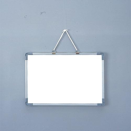 ホワイトボード壁掛け450×300トレイなしマグネットボードおしゃれお絵かきボード
