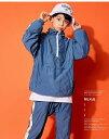 ウィンドブレーカー 上下 キッズダンス衣装 ヒップホップ セットアップ ダンス衣装 男の子 ガールズ ジャージ K-POP 韓国 2