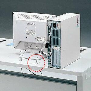 【送料無料】サンワサプライeデスク机(Wタイプ)幅850×奥行700mmED-WK8570N
