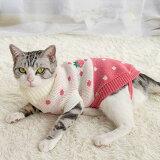【クーポン配布中】キャットウェア ドッグウェア 猫服 ネコ 猫の服 かわいい ペット服 猫用 ウェア 可愛い 秋冬服 ねこ 衣装