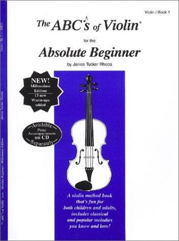 バイオリン用アクセサリー・パーツ, その他 The ABCs of Violin for the Absolute Beginner