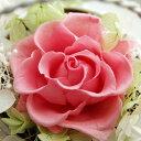 【即納】 プリザーブドフラワー 結婚祝い 誕生日プレゼント Serena セレナ −01 ピンク− クリスマス リース ツリー 材料 飾り リース特集