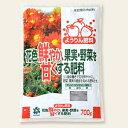 リン酸分が、花色を鮮やかにして野菜や果実の糖度を高めます。[自然応用科学]花色鮮やか、果実...