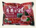 黒点病・虫よけ・水枯れ予防に[自然応用科学]まくだけで薔薇を守るマルチング材/14リットル(J:770494) [バラ][土壌改良][たい肥]