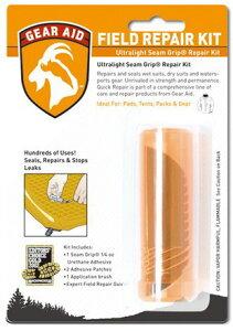 GEAR AID/ リペア剤、補修剤 シームグリップフィールド リペアキット 寝袋やマットレスの補修に...