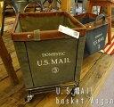 ※送料無料 USメール バスケットワゴン MIP-88 マガジンラック 収納 ボックス かご キャスター付き ブックラック ランドリーワゴン サニタリー収納 チェスト ランドリーチェスト