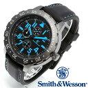 [正規品] スミス&ウェッソン Smith & Wesson ミリタリー腕時計 CALIBRATOR WATCH BLUE/BLACK SWW-877-BL [あす楽] [送料無料]