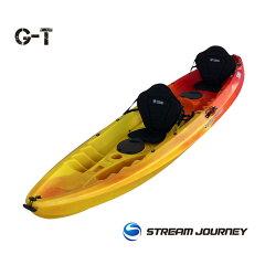 GT(GiantTrevally)/ジーティーカヤック本体/OY【送料無料】【カヤック】【アクティビティ】【カヌー】