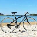 CHEVROLET シボレー 折りたたみ 自転車 700c シマノ製 6段変速ギア クロスバイク 折りたたみ自転車 ブラック X0111 0228 新生活 プレゼント