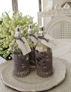 フランスメイドの素敵な香り♪♪アロマスプレー(ローズ、ラベンダー、コットンフラワー、フィグ、ライスパウダー、オーキッド)オーガニックルームスプレーフランス製アロマオイル