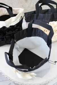 NEW♪♪フラワートート・サブバッグ(3色有り)手提げサブバッグエコバッグポリエステル製ローズ軽量可愛いお洒落