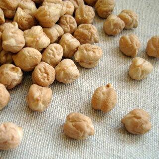 【送料無料】アメリカ産 ひよこ豆(ガルバンゾ)【30kg】(業務用紙袋)