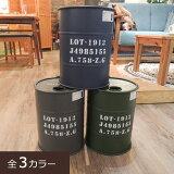 ドラム缶型ダストボックス