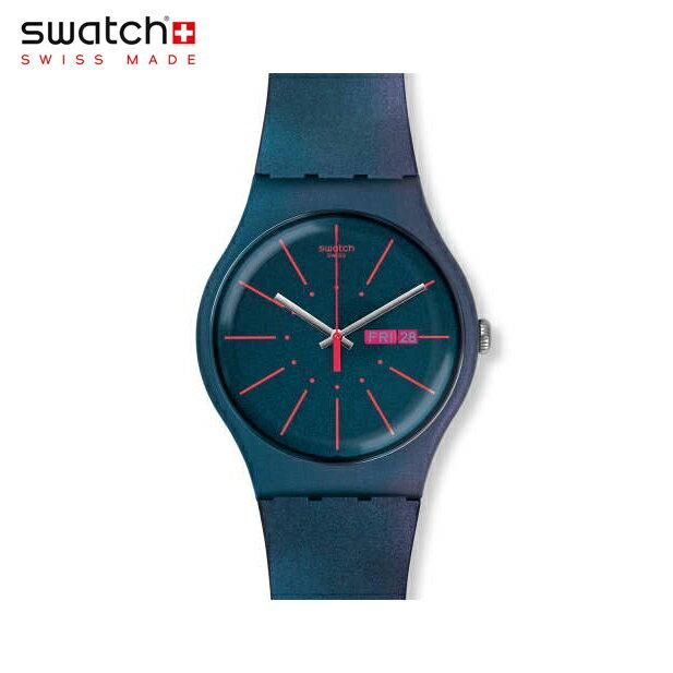 腕時計, メンズ腕時計 Swatch NEW GENTLEMAN SUON708Originals () New Gent ()