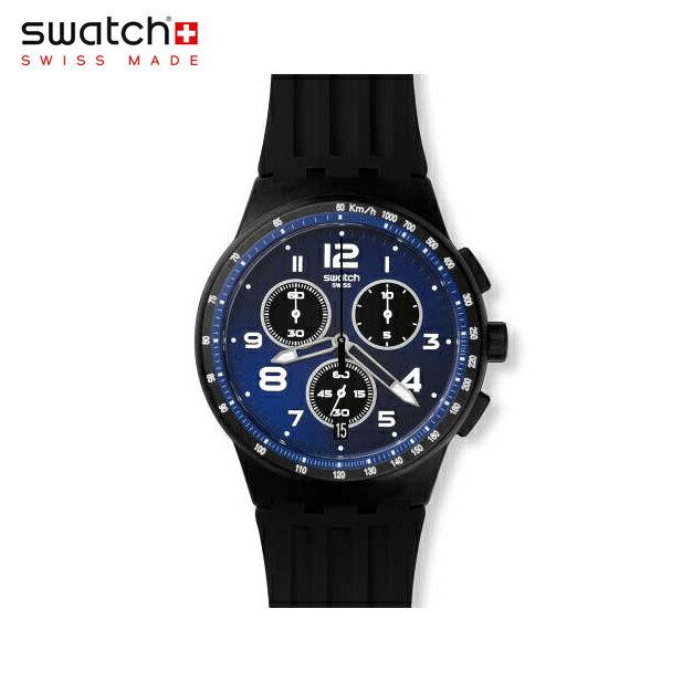 腕時計, メンズ腕時計 Swatch NITESPEED SUSB402Originals () New Chrono Plastic ()