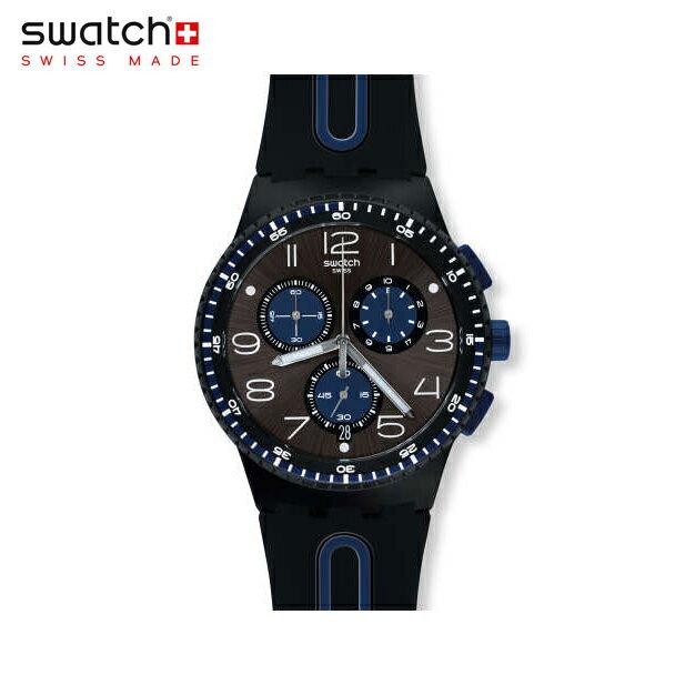 腕時計, メンズ腕時計 Swatch KAICCO SUSB406Originals () New Chrono Plastic ()