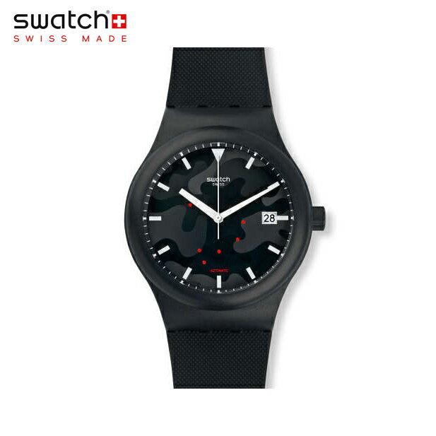 腕時計, メンズ腕時計 Swatch SISTEM CLOUDS SUTA401Originals () Sistem 51 (51)