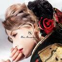 【髪飾り 日本製】赤 黒 薔薇 レース 髪かざり【KKY21】成人式 ...