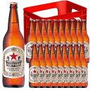 お酒 母の日 ギフト プレゼント サッポロ ラガービール 6