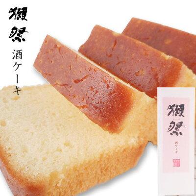 山口スイーツ_旭酒造【 獺祭酒ケーキ 】