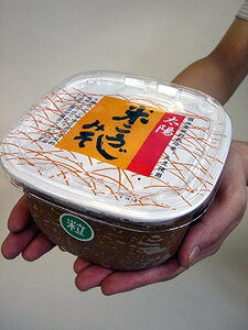 Solar rice koji miso (grain) ( 750 g) * domestic production contract rice, use natural farming soybeans