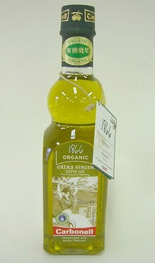 カルボネール (OG olive oil) 500 ml (organic) ★ Cook's recipe posted in!