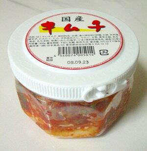 Domestic kimchi 300 g * refrigeration