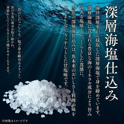 海の恵みの深層海塩仕込み