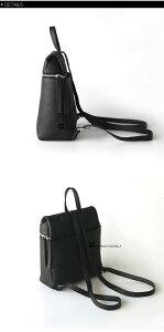 レディース本革レザーカジュアル牛革リュックサックデイパックバッグカバン鞄新品