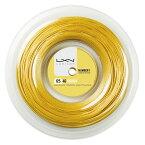 ルキシロン 4G ラフ(1.25mm) 200Mロール 硬式テニス ポリエステル ガット(Luxilon 4G Rough 200m String Reel)【2016年7月登録】