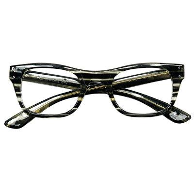稀少デッド1960sUSA製ボシュロムBAUCH&LOMBB&LTIGERSTRIPEウェリントンメガネ眼鏡ビンテージ9361