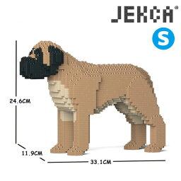 JEKCA ジェッカブロック (Sサイズ) イングリッシュ・マスティフ ST19PT70-M01