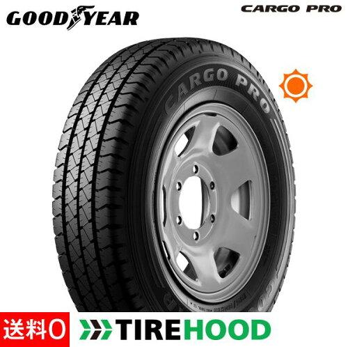 185/80R15 103/101L グッドイヤー CARGO PRO(カーゴプロ) タイヤ単品1本