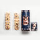 東京クラウンキャット トラズクッキー 母の日 クッキー お菓子 手土産 東京 プチギフト プレゼント あす楽 猫 キャット 内祝い 3