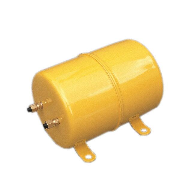 [お取寄せ] 日建 プレスタンク 黄色 2.2L [HT-200] (エアータンク)画像