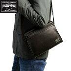 【二年保証】吉田カバン ポーター アメイズ 本革 レザー ショルダーバッグ (S) PORTER AMAZE SHOULDER BAG S 022-03791 吉田かばん あす楽対応 正規品