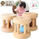 [木のおもちゃ 赤ちゃん 0歳]ベビーころん【出産祝い あかちゃん ラトル】【木製おもちゃのだいわ直営店】