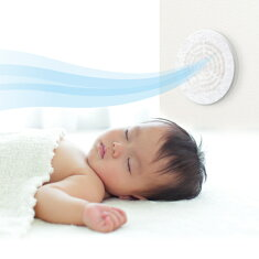 PM2.5・黄砂・花粉対策。家への侵入を防ぐ、静電ホコリとりフィルター通気口用