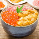 送料無料 海鮮福袋 豊洲の海鮮丼セット 至高 約2杯分 王様...