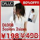 DALUC(ダルク)    ベーシックポロシャツ5.3oz    S?M    80%OFF