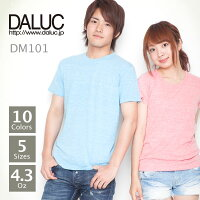 DALUC(ダルク):AuthenticTri-BlendT-Shirts4.3oz:XS〜XL